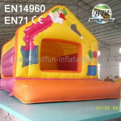 Inflatable Ball Pool Bouncer