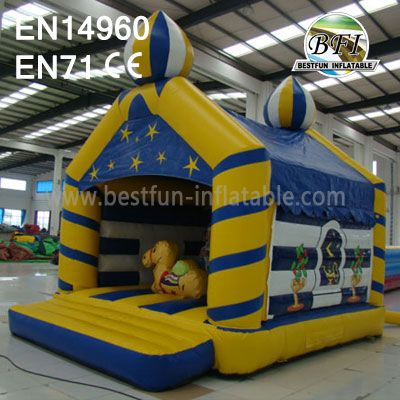Aladdin Inflatable Bouncer House