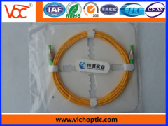 China suppliers fc/pc single-mode 3.0mm optical fiber patch cord