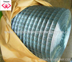 Stainless Welded Wire Mesh