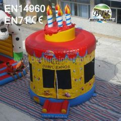 Inflatable Party Birthday Bounce House