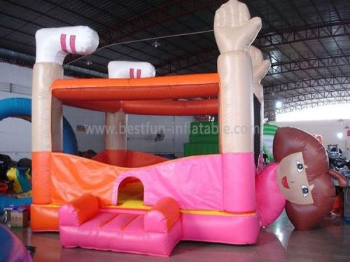 Dora Inflatable Bounce House