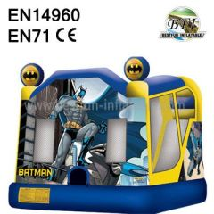 Inflatable Batman Bouncy Castle