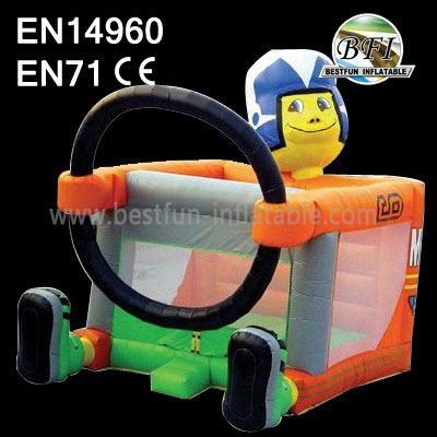 Sport Inflatable Bouncy Toy Castle