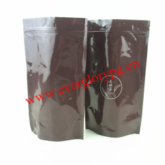 foil standing up pouch for tea