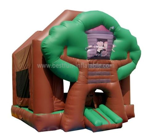 Inflatable Kids Tree House