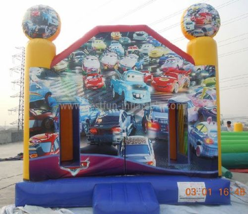 Car Bouncy Castles Inflatables China