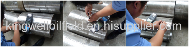 ASTM Gear Forging Parts
