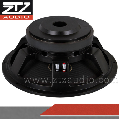 high end 15 inch music special pa speaker