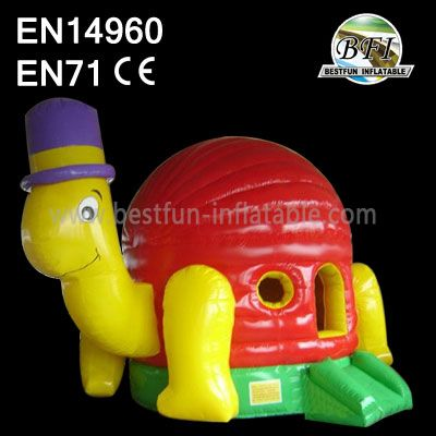 Inflatable Tortoise Bouncers Jumper House