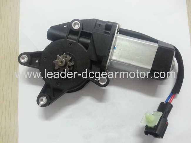 square shaft electric car power window motor 12v