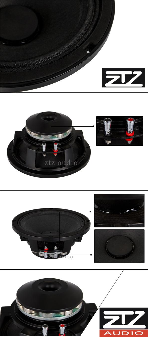 special sound neodymium portable pa speaker