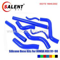 Radiator hose kit for HONDA ACURA NSX 91-98(8pcs)