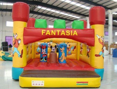 Fantasia Children Inflatable Castle