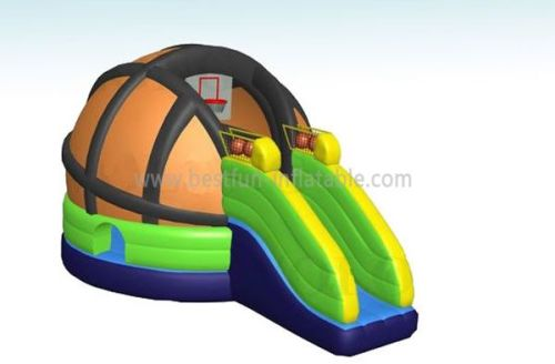 Inflatable Basketball Sport Bounce House
