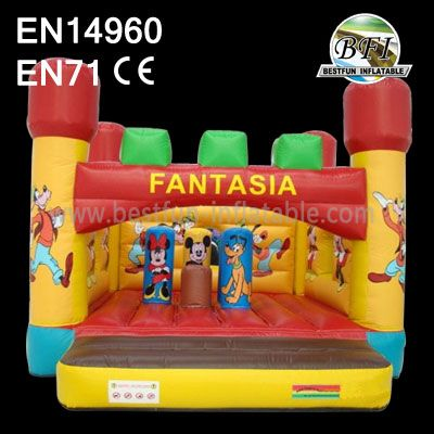 Fantasia Inflatable Bounce House Commercial