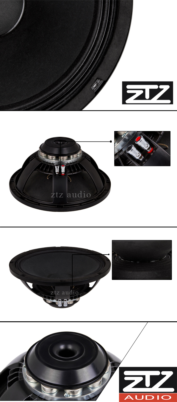 neodymium magnet audio pro high quality pa speaker