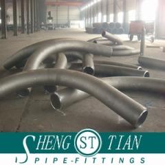 Carbon steel buttweld bend