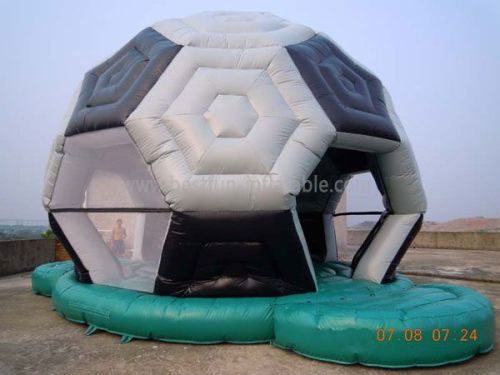 Commercial Hot Sale Inflatable Football Bouncer