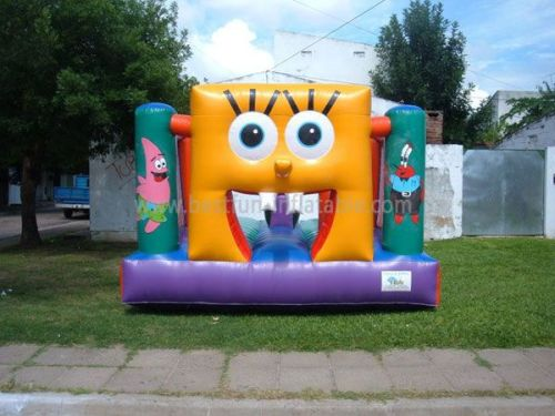 Toddler Spongebog Bounce House For Sale