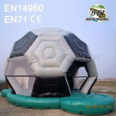 Inflatable Football Bounce House
