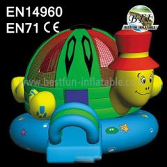 New Inflatable Tortoise Bounce House