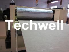 Plywood Panel / Board Embossing Machine