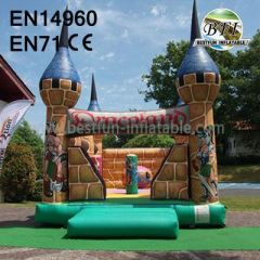 Dracoland Inflatable Jumping Bounce Castle House for Fun