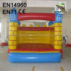 Inflatable Jumping Bounce House Fun Ship Cartoon Castle