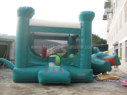 Dino Bounce House Inflatables