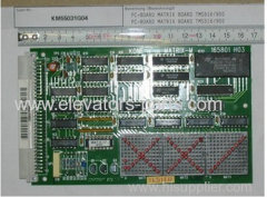 Kone elevator parts KM55031G04 good quality pcb