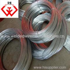 galvanized iron wire.