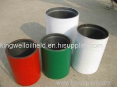 "Api Seamless Steel Pipes Coupling for 4-1/2""LC P110"