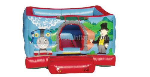 Chuffed Mini Thomas Train Bounce House