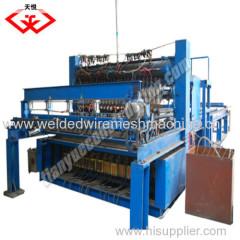 Automatism steel wire welded machine