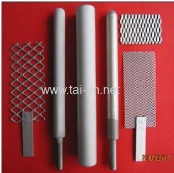 Ruthenium Iridium mmo titanium anodes for swimming pool disinfection