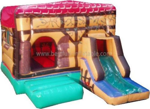 Inflatable Indoor Kids Bounce Castle Combo
