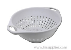 Plastic Draining Basket with handle
