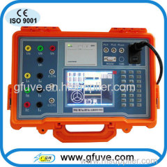 three phase energy meter test equipment