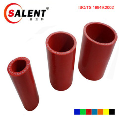 """ID 63mm or 2.5"""" red straight Silicone Hose connect the radiator, intercooler, turbo-charger"""