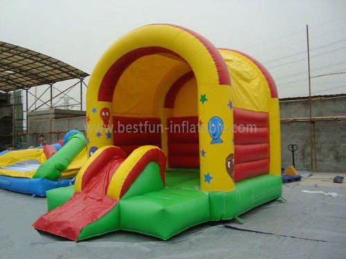 Inflatable Bounce Slide and Castle
