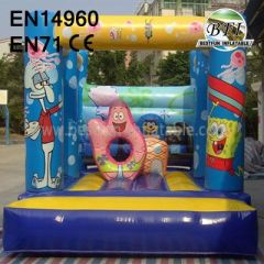 2014 New Inflatable Spongebob Bouncer