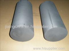 graphite rod for continous casting