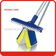 Eco-Friendly Butterfly Sponge Mop with Color card