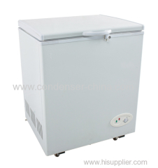 Top single door opening 110L refrigeration