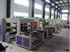 Non-woven Fabrics Flexo Printing Machinery