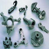 steel Connecting rod forging parts