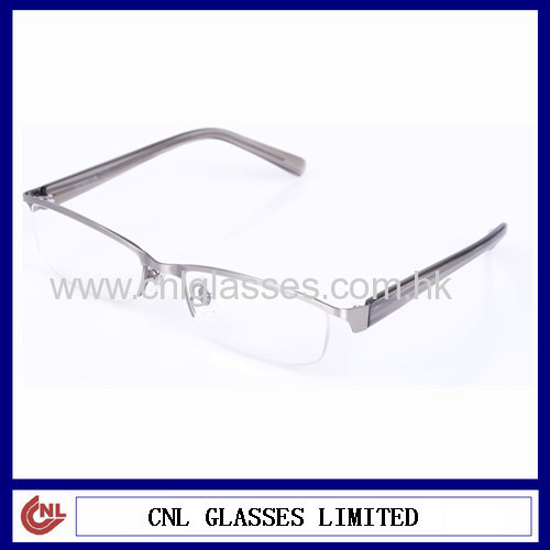 Titanium eyeglasses frames for men
