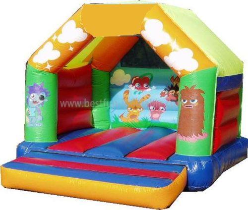 Inflatable Moshi Monster Bounce House