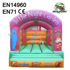 Inflatable In The Night Garden Bounce House
